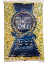 Bild von Heera Sugar Coated Fennel Seeds 1kg