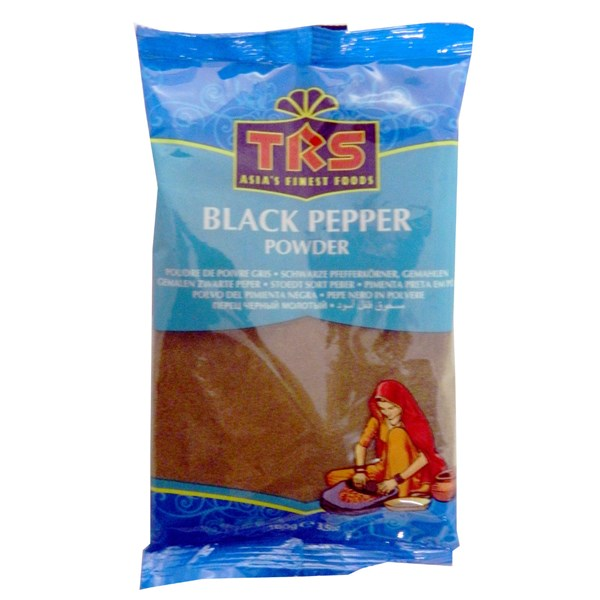 Bild von 4x TRS Black Pepper Powder 100g