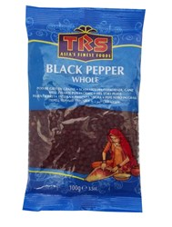 Bild von 4x TRS Black Pepper Whole 100g