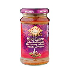 Bild von 2x Patak's Mild Curry Paste 283g