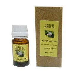 Bild von Duftöl Natural Aroma Oil Frank Incense 10ml