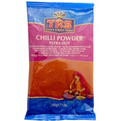 Bild von 5x TRS Chilli Powder 100g extra hot