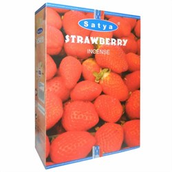 Bild von 240g Incensi Satya Strawberry Fragola