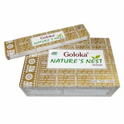 Bild von 180g Incensi Goloka Nature's Nest Masala