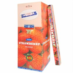 Bild von 250g varillas de incienso Strawberry fresa