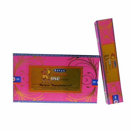 Bild von 180g Incensi Satya Rose Natural