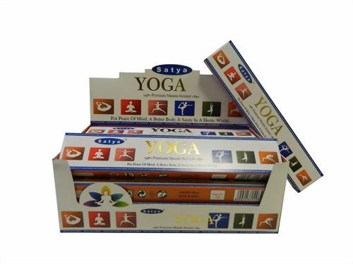 180g satya yoga premium masala incense r ucherst bchen indischer basar online shop f r waren. Black Bedroom Furniture Sets. Home Design Ideas
