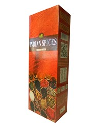 Bild von 120 varillas de incienso Indian Spices especias indias